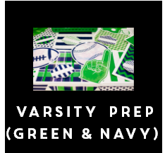Varsity Prep - Full Collection (Green & Navy)