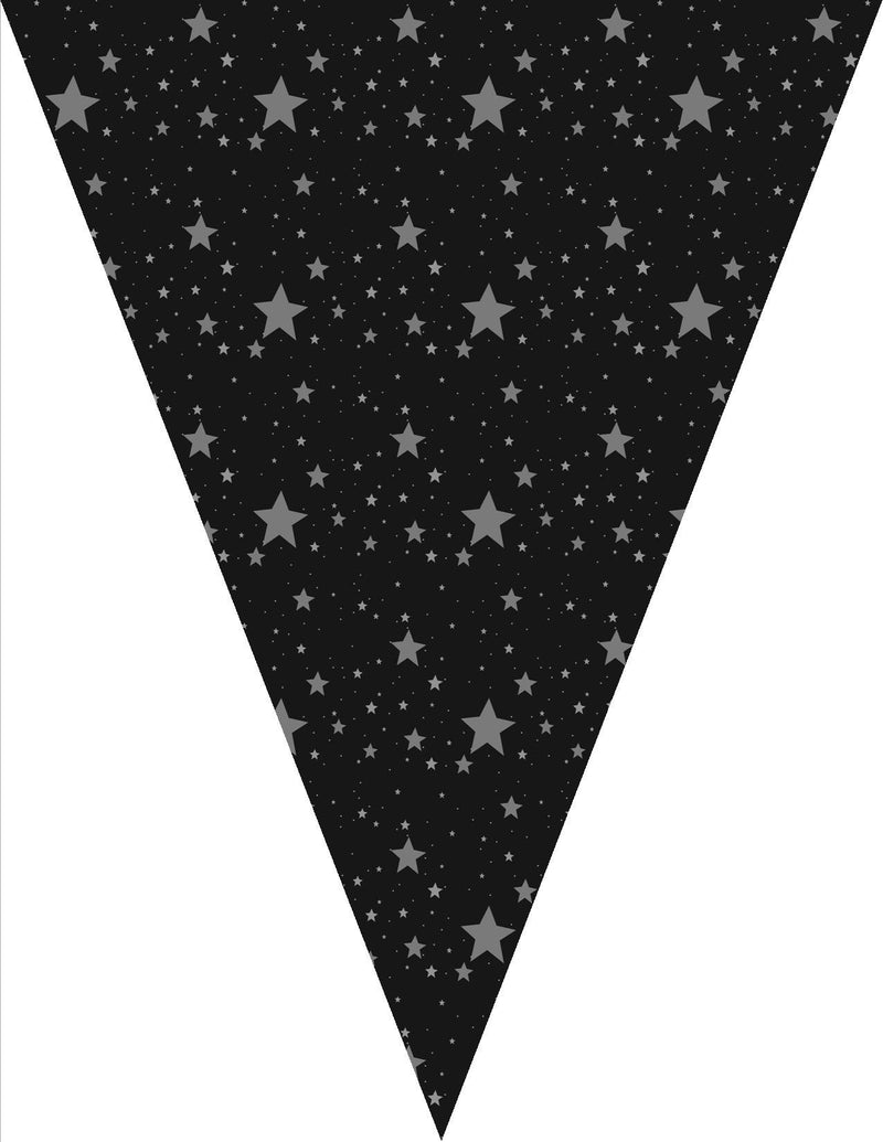 Rock Star Pennants {UPRINT}