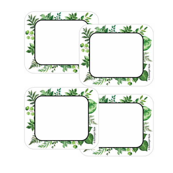 Simply Boho Greenery Name Tags