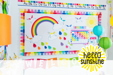 Hello Sunshine Rainbow Full Collection {U PRINT}