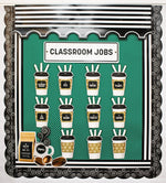 Schoolgirl Style - Industrial Cafe To-Go Cups Cut-Outs