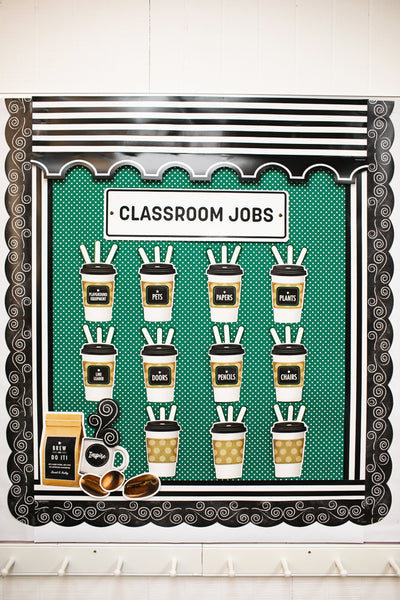 Industrial Cafe FULL Cutout Set {U PRINT}