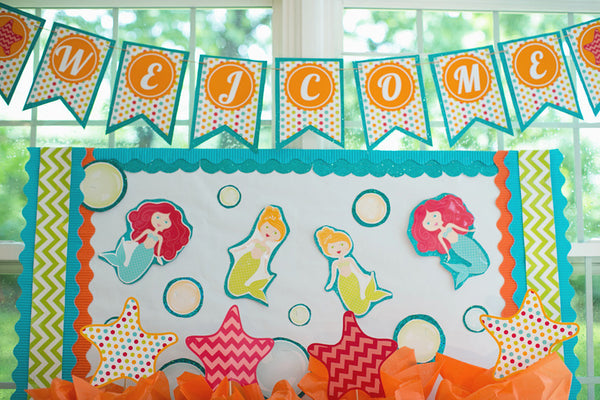 By The Sea Welcome Banner