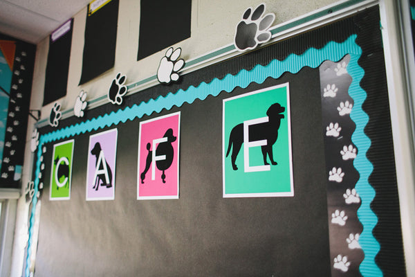 Dog Dayz Colorful Posters