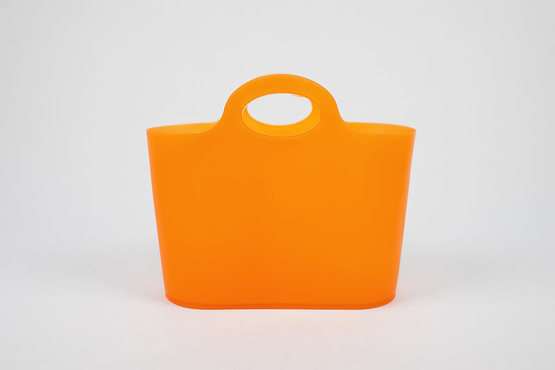 {Orange Crush} Small Jelly Tote