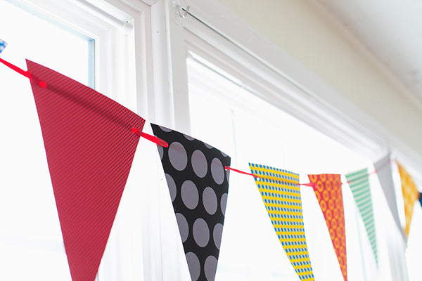 Superhero Pennants