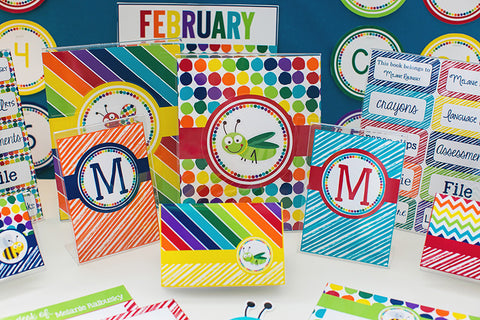 Bugs Stationary Set {UPRINT}