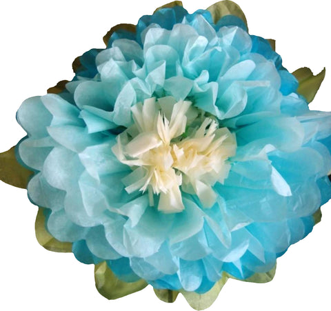 {Ocean Spray} Paper Flower