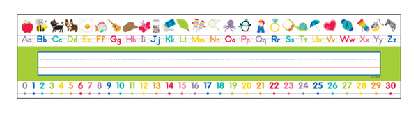Just Teach - Early Childhood Nameplates