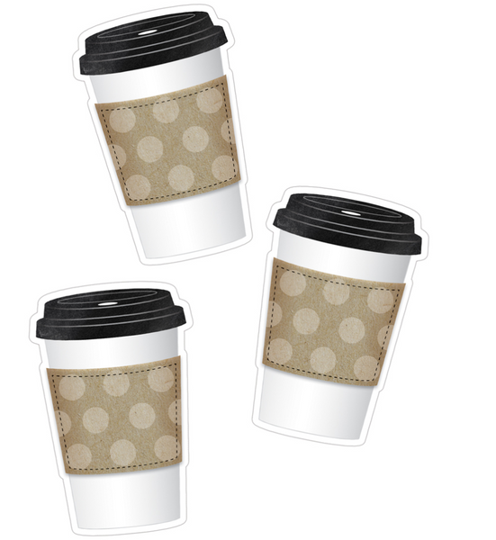 To-Go Cup Cut-Outs