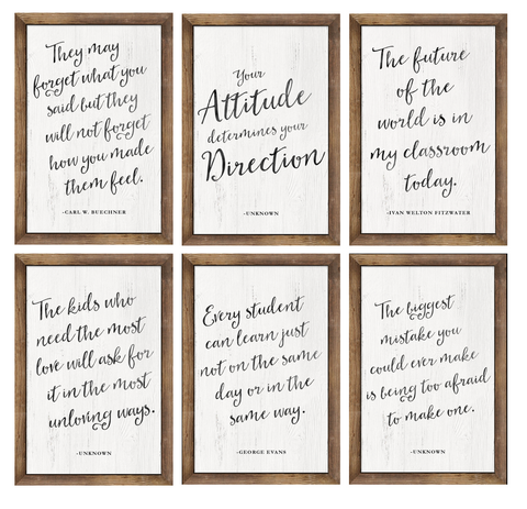 Industrial Chic SHIPLAP SIGN Inspirational Posters {U PRINT}