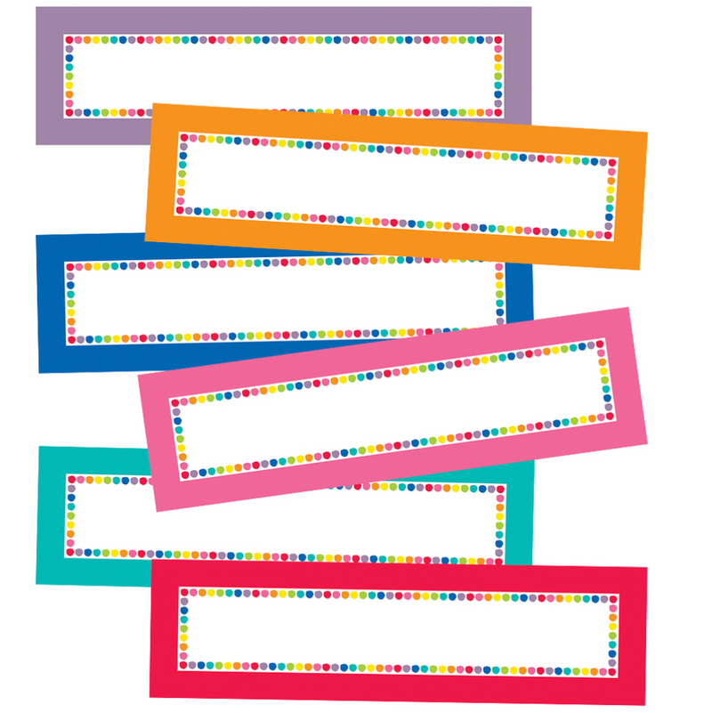 Schoolgirl Style - Just Teach Magnetic Labels
