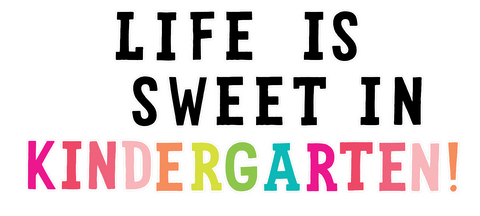 "Close to Home - Close to Heart ""LIFE IS SWEET"" Letters {U PRINT}"