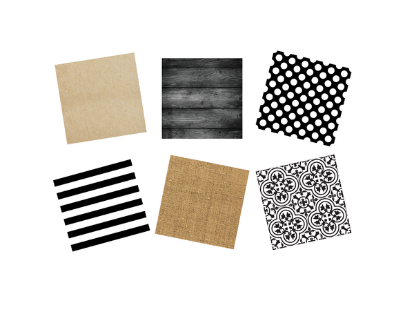 Simply Stylish Coordinating Papers {U PRINT}