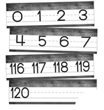 Schoolgirl Style - Simply Stylish Number Line {UPRINT}