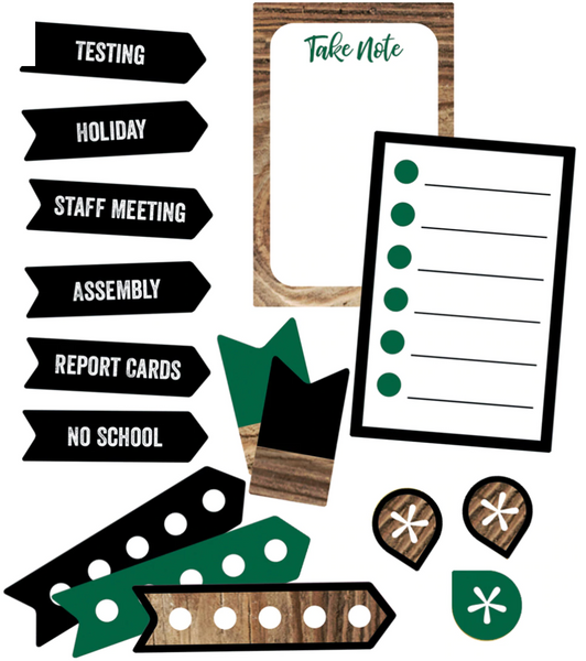 Industrial Cafe Planner Accents Sticker Pack