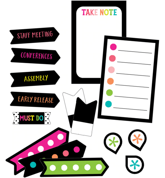 Simply Stylish Pineapple Planner Accents Sticker Pack