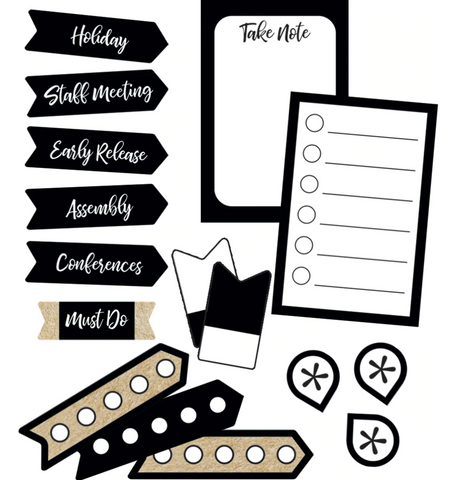 Simply Stylish Planner Accents Sticker Pack