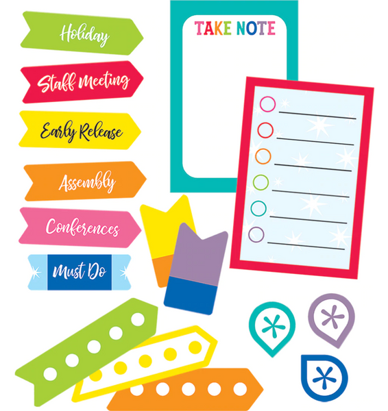 Hello Sunshine Planner Accents Sticker Pack