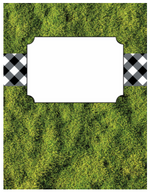 Schoolgirl Style - Woodland Whimsy Binder Covers & Spines {UPRINT}
