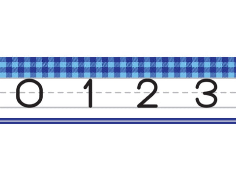Southern Charm Number Line {UPRINT}