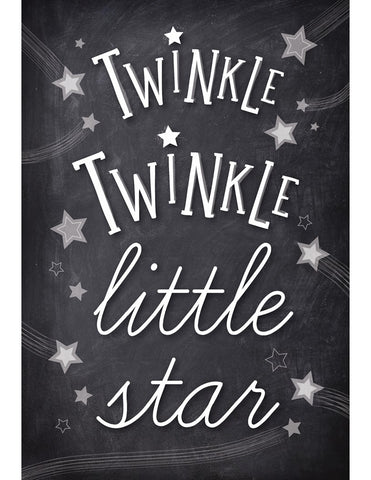 Twinkle Twinkle, You're a Star -  Stars Poster Set