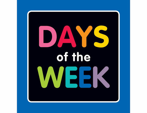 Just Teach - Days of the Week Resources! NEON