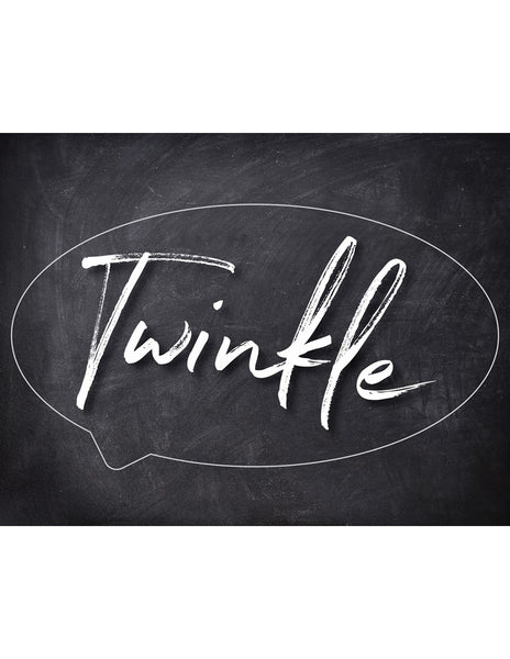 Twinkle Twinkle, You're a Star -  Inspirational Bulletin Board Decor