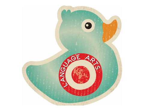 Vintage Circus - Duck Subject Signs