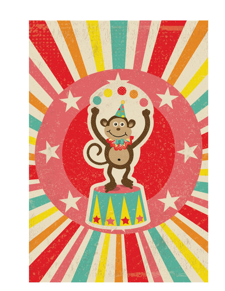 Vintage Circus - Posters