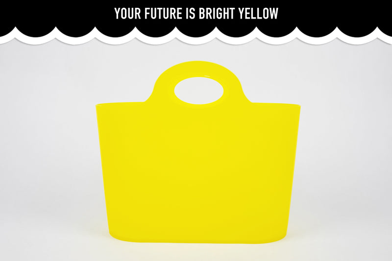 Your Future is Bright Yellow {12 pack}