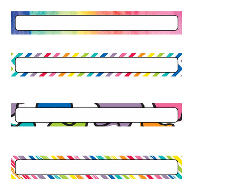 Color My Classroom - Binder Spines {UPRINT}