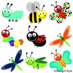 Bugs Cut Outs