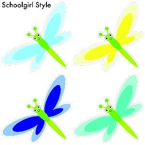 Dragonfly Cut Outs {UPRINT}