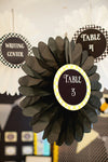 Happy Honeybee Table/Center Signs {UPRINT}