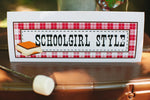 Camp Learn-A-Lot Nameplates