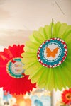 Garden Party Table/Center Signs {UPRINT}
