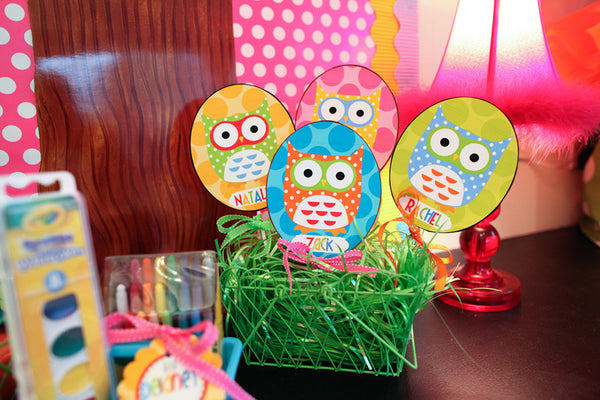 Owl Cute Decor