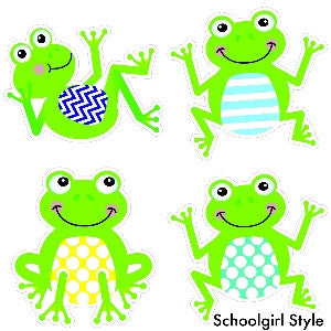 Frog Cut Outs