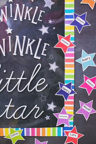 Twinkle Twinkle, You're a Star -  Stars Poster Set {UPRINT}