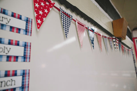 County Fair Mini Pennants