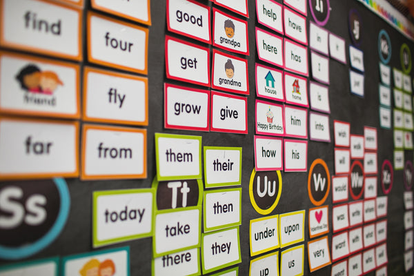 Just Teach - Word Wall Pack