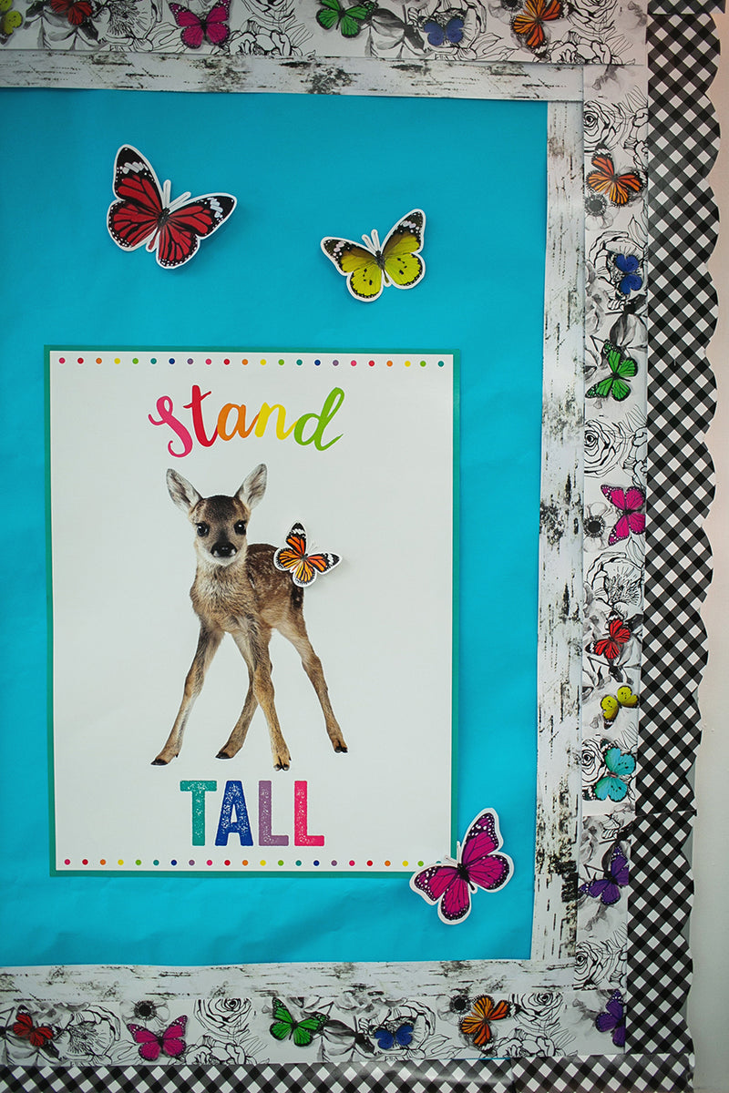 Schoolgirl Style - Woodland Whimsy Posters {UPRINT}
