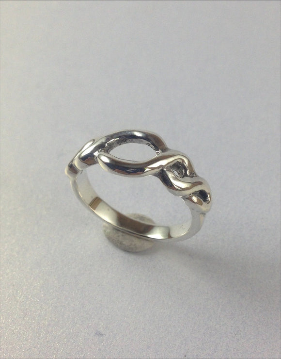 Celtic Bubble Ring