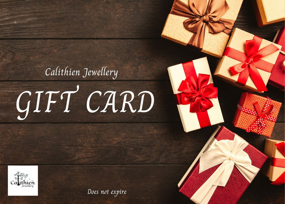 Gift Card for Calithien Jewellry