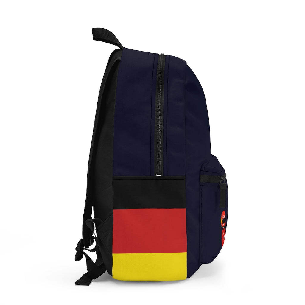 Michael Schumacher Backpack Type 2 - Navy