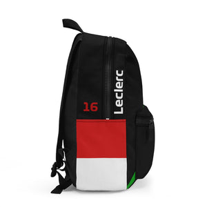 Leclerc & Sainz 2021 SF Backpack - Black
