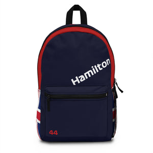 Lewis Hamilton Type 2 Backpack - Navy
