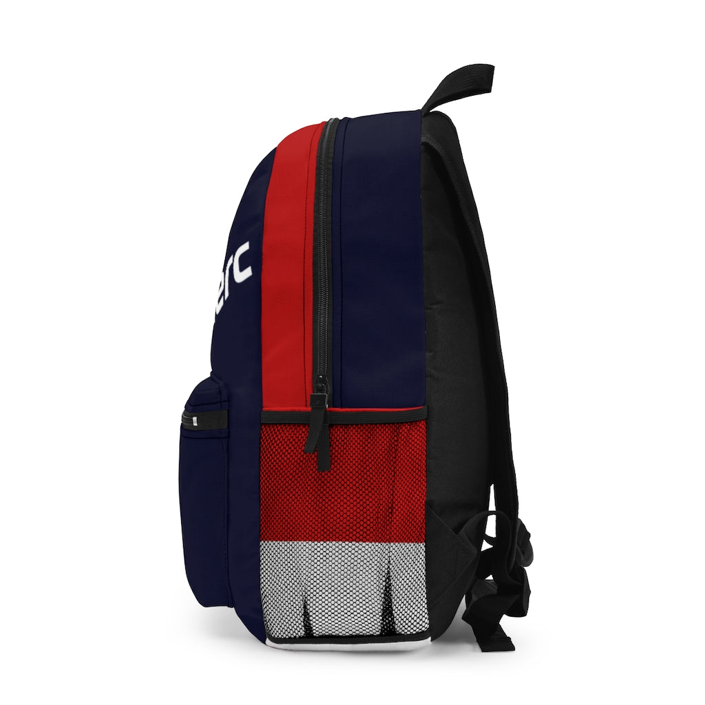 Charles Leclerc Race Suit Type 2 Backpack - Navy