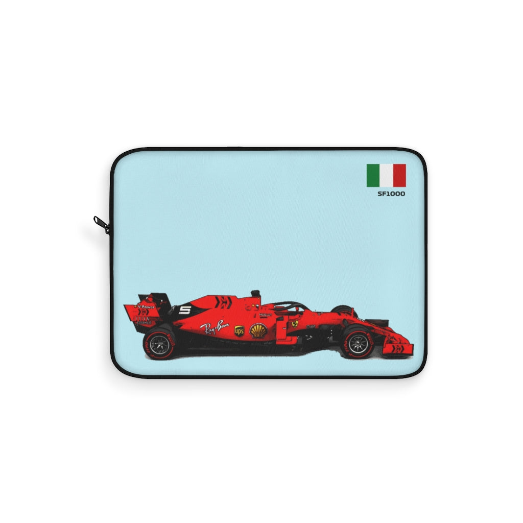 SF1000 Livery Laptop Sleeve - Light Blue